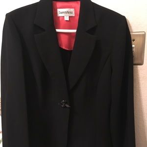 Jackets & Blazers - Black Blazer with one button! In perfect shape